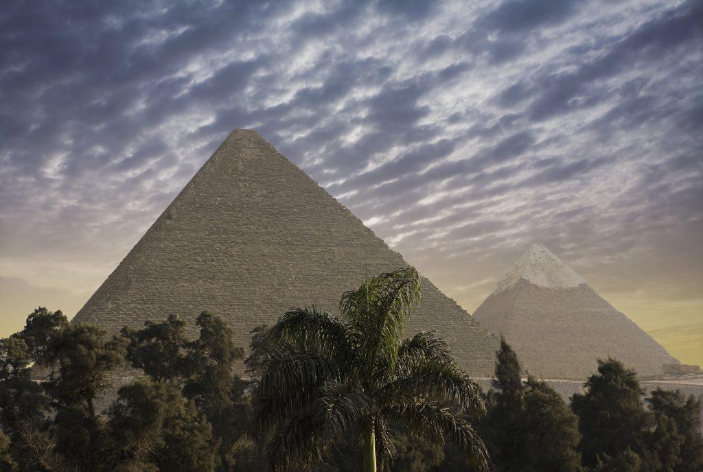 great-pyramids