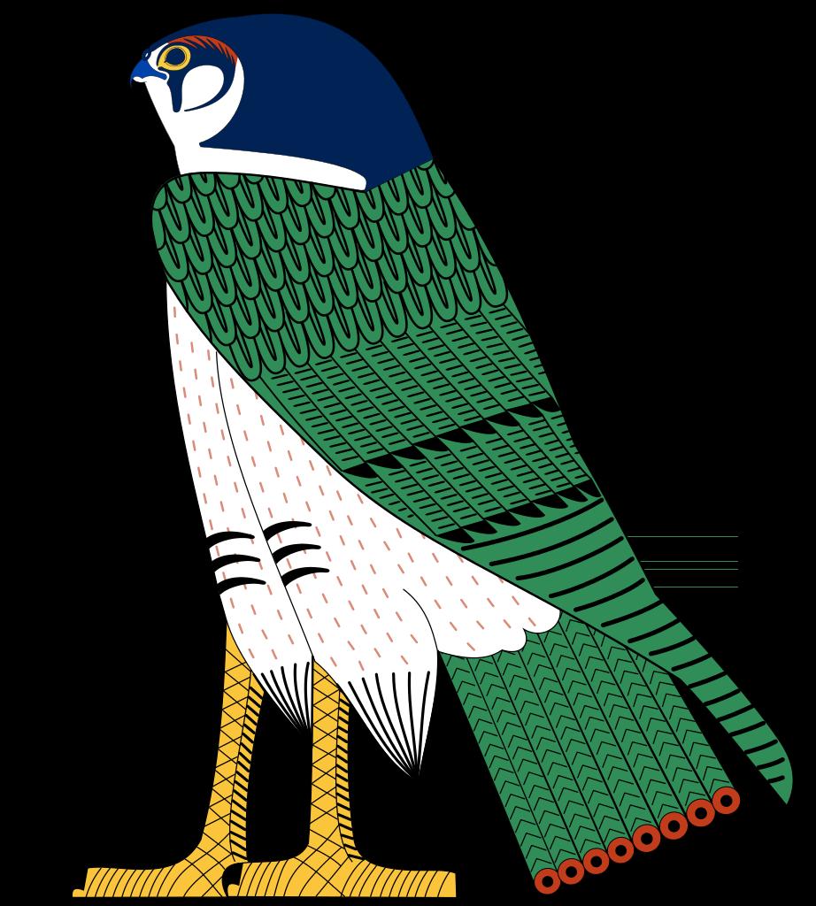 horus-as-falcon