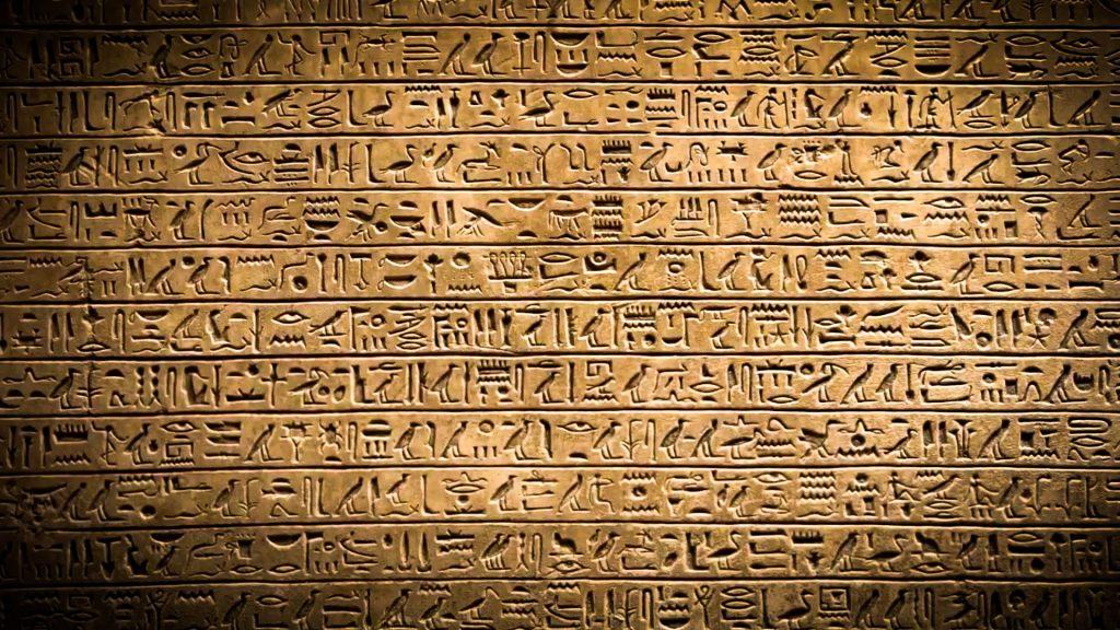 writing-hieroglyphics