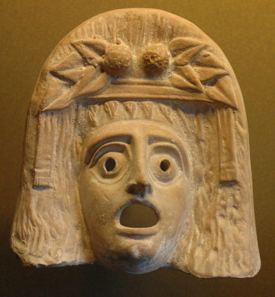 dionysos-mask