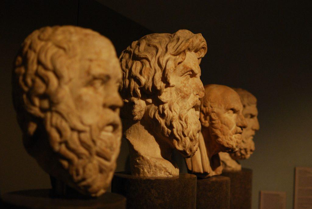 Greek-philosophers