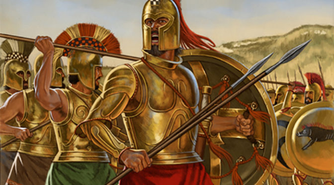 hoplites-greece