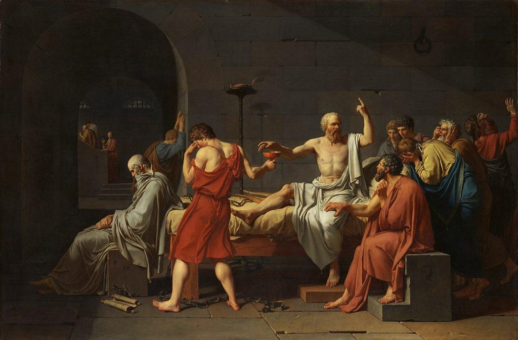 socrates-death