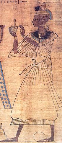 An Egyptian Priest