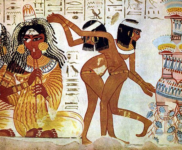 Ancient Egyptian Dance