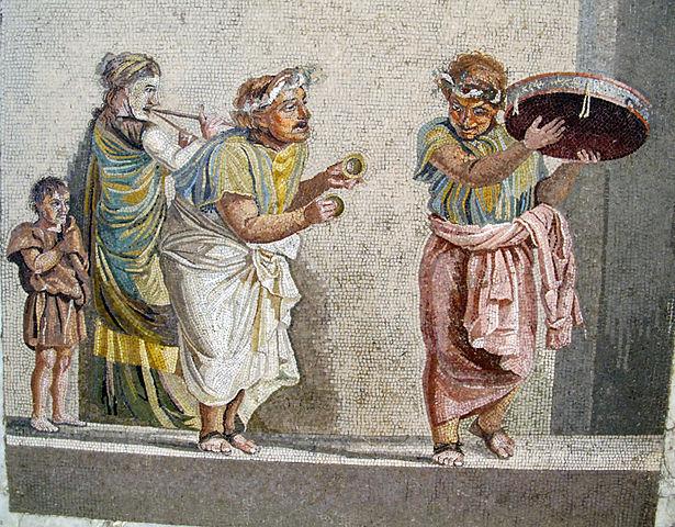 Ancient Roman Music