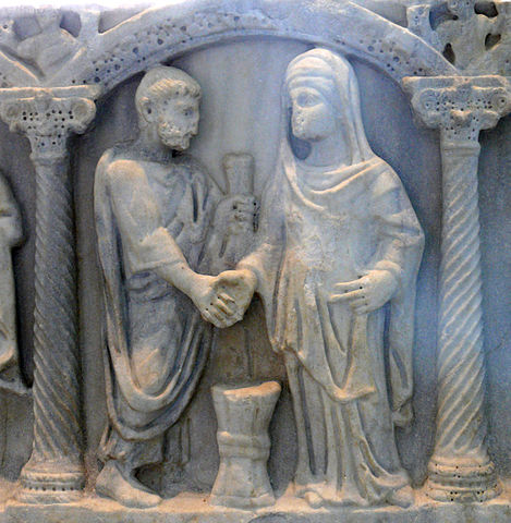 Ancient Roman Wedding