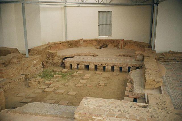 Ancient roman villas