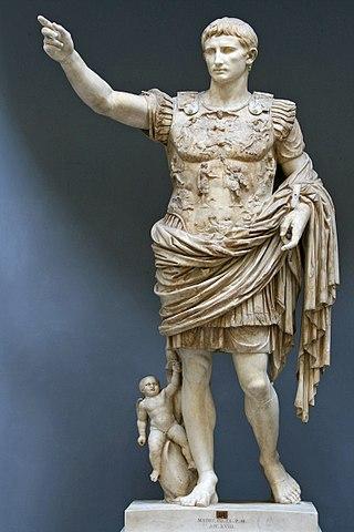 Augustus' Statue