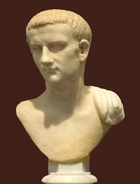 Caligula Bust