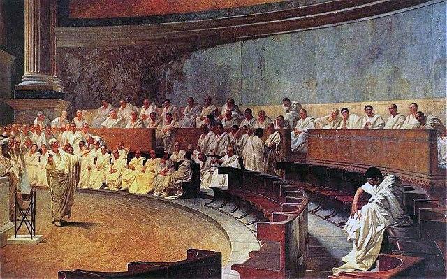 Cicero as Consul