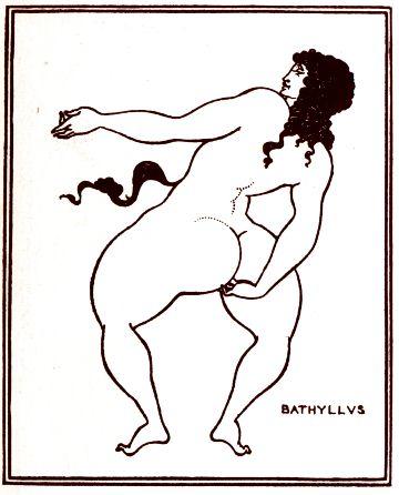 Roman Dancer