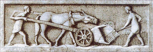 Roman Harvester
