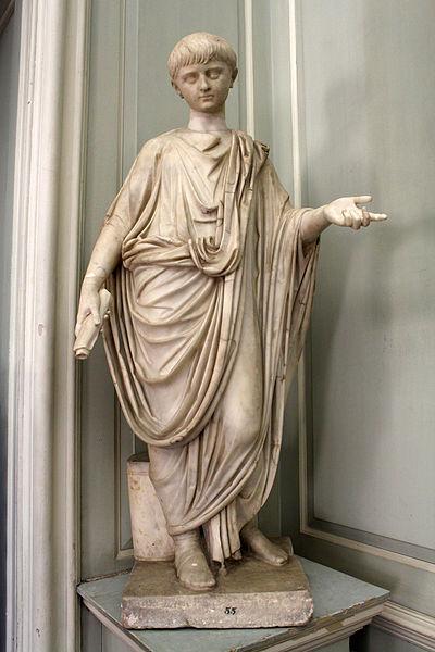 Statue of Nero