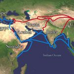 The Silk Road Route