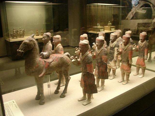 Western Han Soldiers