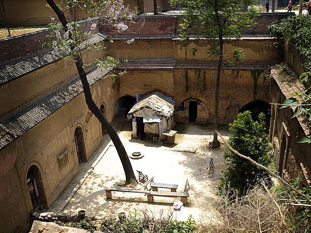 Ancient Cavehouses