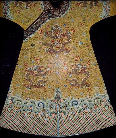 Drachenrobe Qianlong