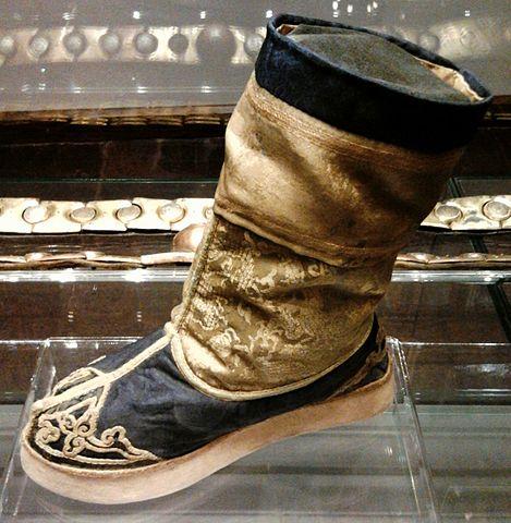 Shoe of Queen