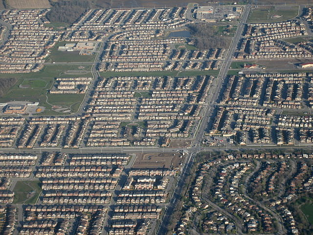 Urban Sprawl in Ontario